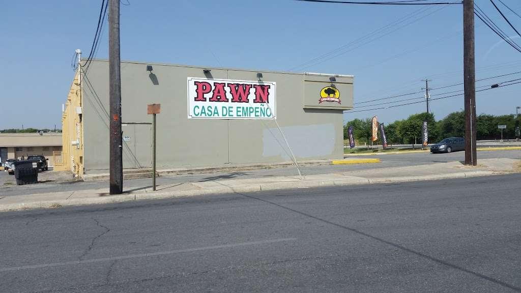 El Buffalo Pawn - store  | Photo 1 of 1 | Address: 6010 Old Pearsall Rd # 201, San Antonio, TX 78242, USA | Phone: (210) 623-1400