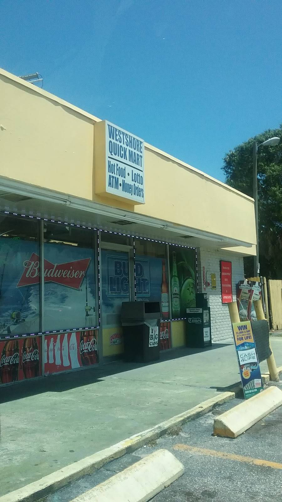 Westshore Quick Mart - convenience store  | Photo 1 of 5 | Address: 6802 S West Shore Blvd, Tampa, FL 33616, USA | Phone: (813) 805-6535