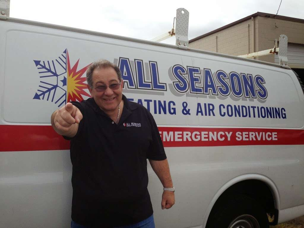 All Seasons Heating and Air Conditions - home goods store  | Photo 1 of 1 | Address: 6 Bowen St, Johnston, RI 02919, USA | Phone: (401) 232-2422