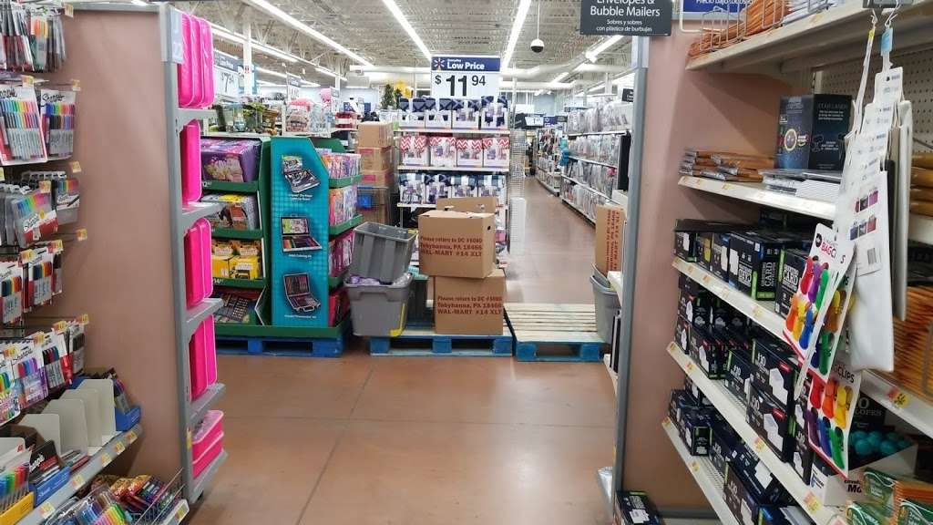 Walmart - supermarket  | Photo 1 of 10 | Address: 220 Enterprise Dr, Rockaway, NJ 07866, USA | Phone: (973) 361-6089