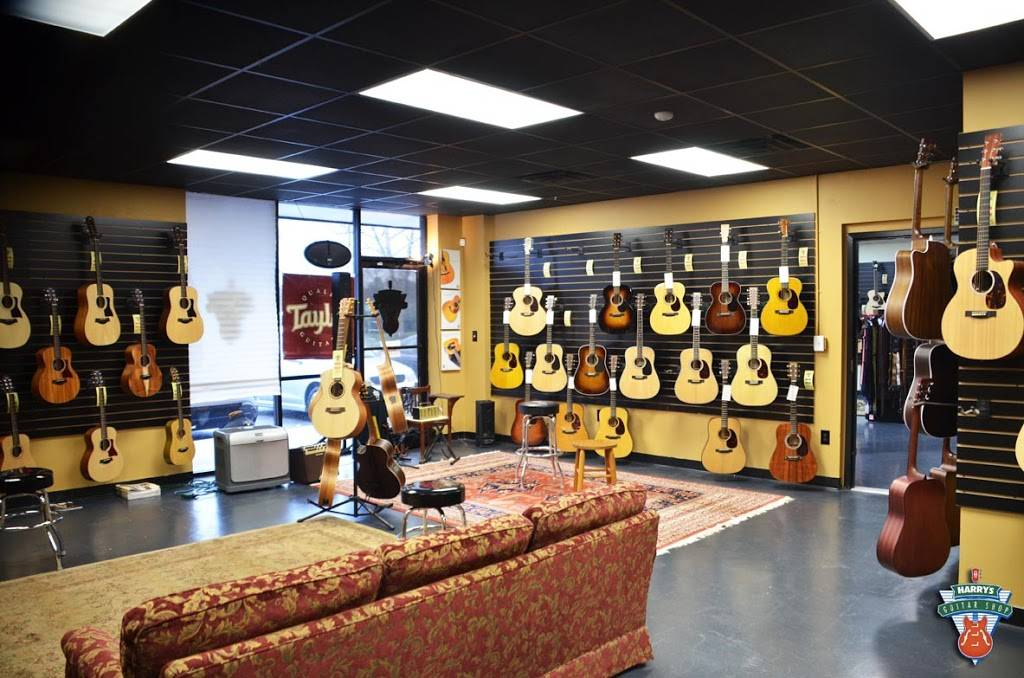 Harrys Guitar Shop - electronics store  | Photo 3 of 9 | Address: 556 Pylon Dr, Raleigh, NC 27606, USA | Phone: (919) 828-4888