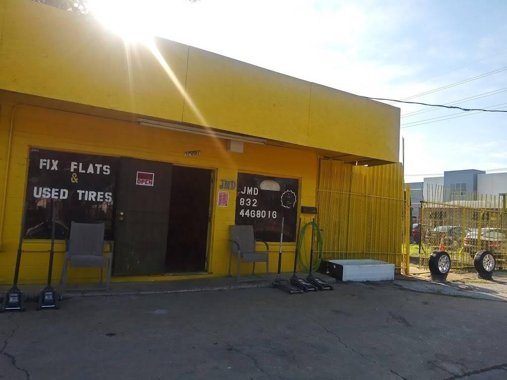 JMD Tire Shop - car repair  | Photo 1 of 6 | Address: 1501 Broadway St, Houston, TX 77012, USA | Phone: (832) 446-8016
