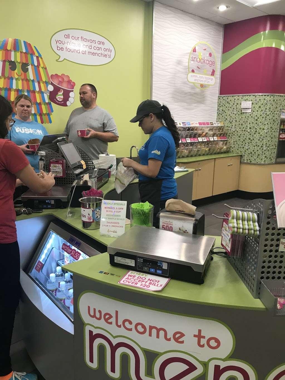 Menchies Frozen Yogurt - bakery  | Photo 10 of 10 | Address: 4533 E Sam Houston Pkwy S, Pasadena, TX 77505, USA | Phone: (281) 741-0369