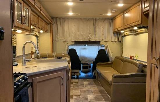 RV Camping Rental - car dealer  | Photo 5 of 10 | Address: NO PHYSICAL STORE, Pacific Beach Dr, San Diego, CA 92109, USA | Phone: (619) 341-5606