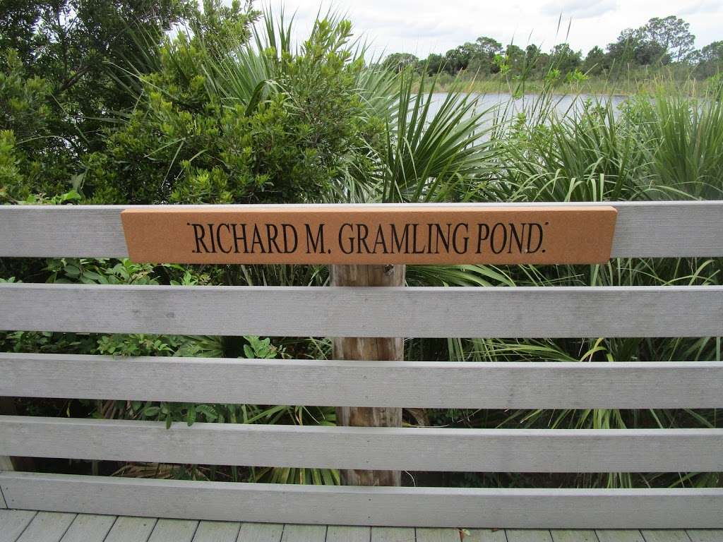 Brevard Zoo Linear Park - park    Photo 7 of 10   Address: 28°13′18.6″N 80°42′51.1, West Dr, Melbourne, FL 32940, USA