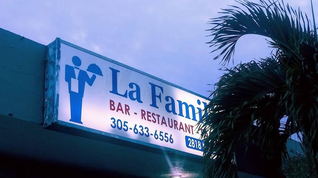 La Familia Bar Restaurant - restaurant  | Photo 2 of 10 | Address: 2818 NW 22nd Ave, Miami, FL 33142, USA | Phone: (305) 633-6556