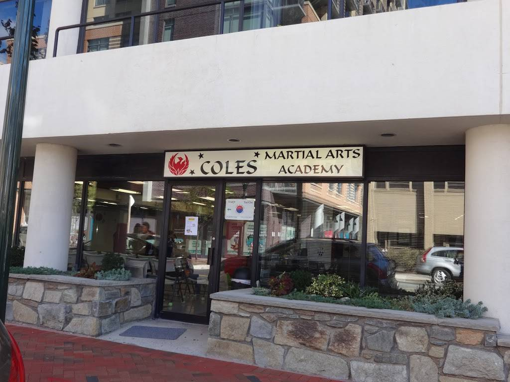 Coles Martial Arts Academy - health  | Photo 1 of 3 | Address: 4916 Fairmont Ave, Bethesda, MD 20814, USA | Phone: (301) 986-1002