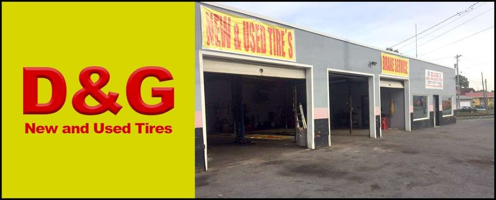 D&G New and Used Tires - car repair    Photo 5 of 10   Address: 850 Pennsylvania Ave, Hagerstown, MD 21742, USA   Phone: (301) 733-1450
