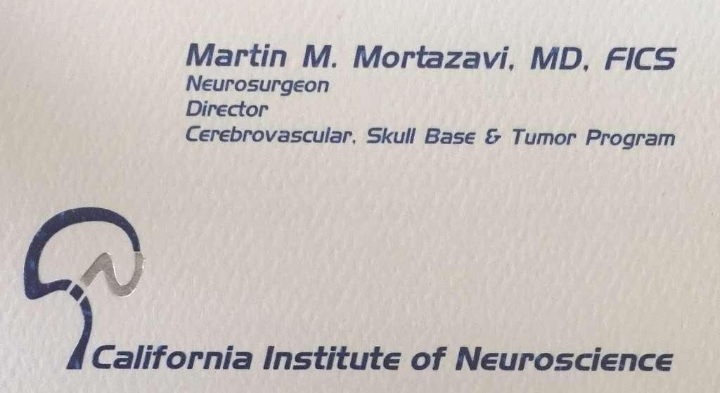 Martin Mortazavi, MD - doctor    Photo 7 of 8   Address: 2100 Lynn Rd #120, Thousand Oaks, CA 91360, USA   Phone: (805) 795-7656