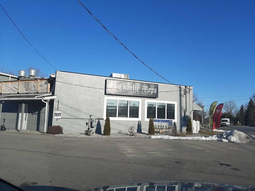 Charlie Mops - restaurant    Photo 6 of 9   Address: 8505 Secor Rd, Lambertville, MI 48144, USA   Phone: (734) 568-6686
