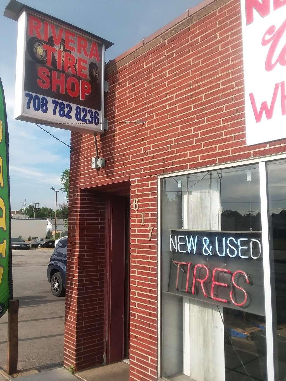 rivera tire shop - car repair  | Photo 1 of 4 | Address: 617 Burnham Ave, Calumet City, IL 60409, USA | Phone: (708) 782-8236