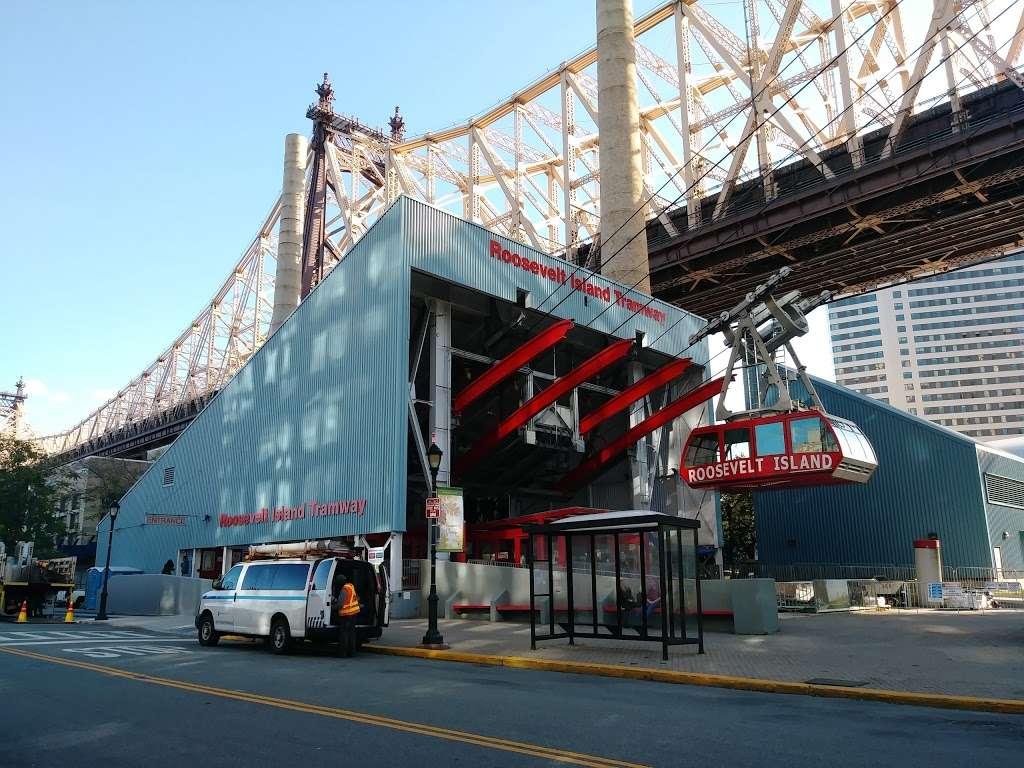 Roosevelt Island Ferry Terminal - transit station  | Photo 4 of 10 | Address: New York, NY 10044, USA