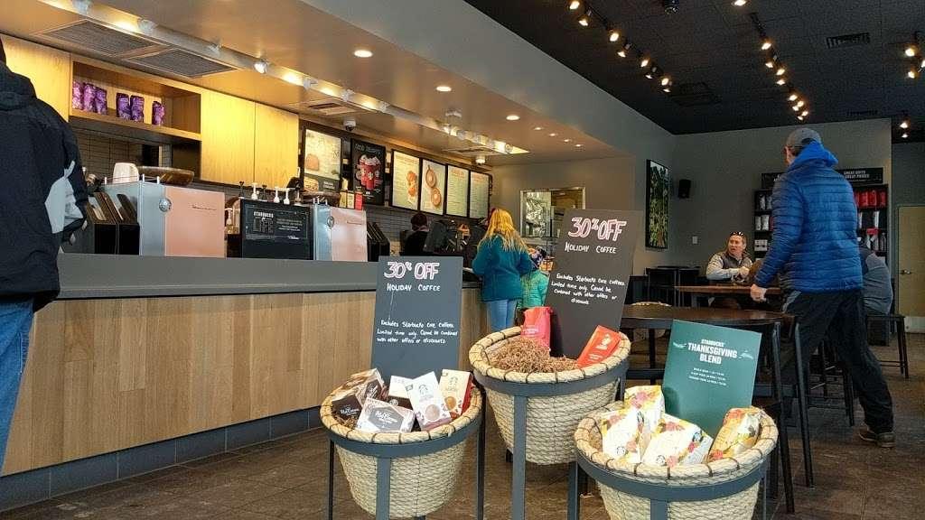 Starbucks - cafe  | Photo 5 of 10 | Address: 7990 E 49th Ave, Denver, CO 80207, USA | Phone: (303) 371-1503