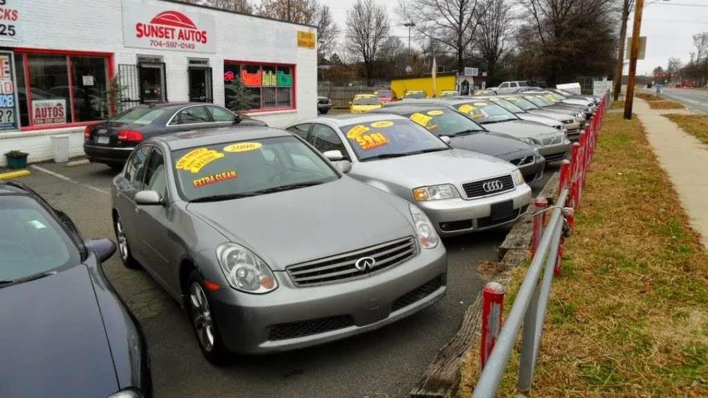 Sunset Auto - car dealer  | Photo 7 of 10 | Address: 6623 Old Statesville Rd, Charlotte, NC 28269, USA | Phone: (704) 597-0149