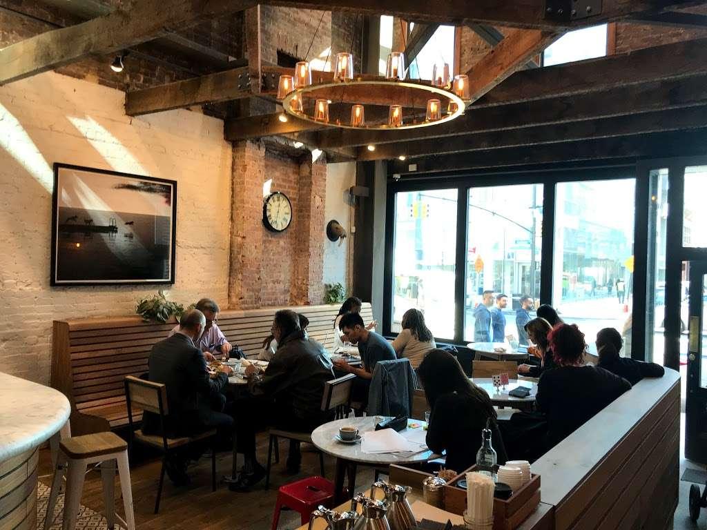 Tobys Estate LIC Cafe & Courtyard - cafe  | Photo 1 of 10 | Address: 26-25 Jackson Ave, Long Island City, NY 11101, USA | Phone: (347) 531-0477