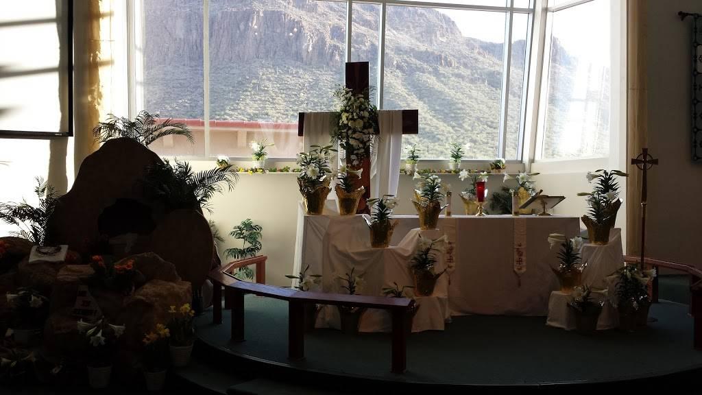 Mount Zion Lutheran Church - church  | Photo 5 of 9 | Address: 4520 W Ajo Way, Tucson, AZ 85746, USA | Phone: (520) 883-0627