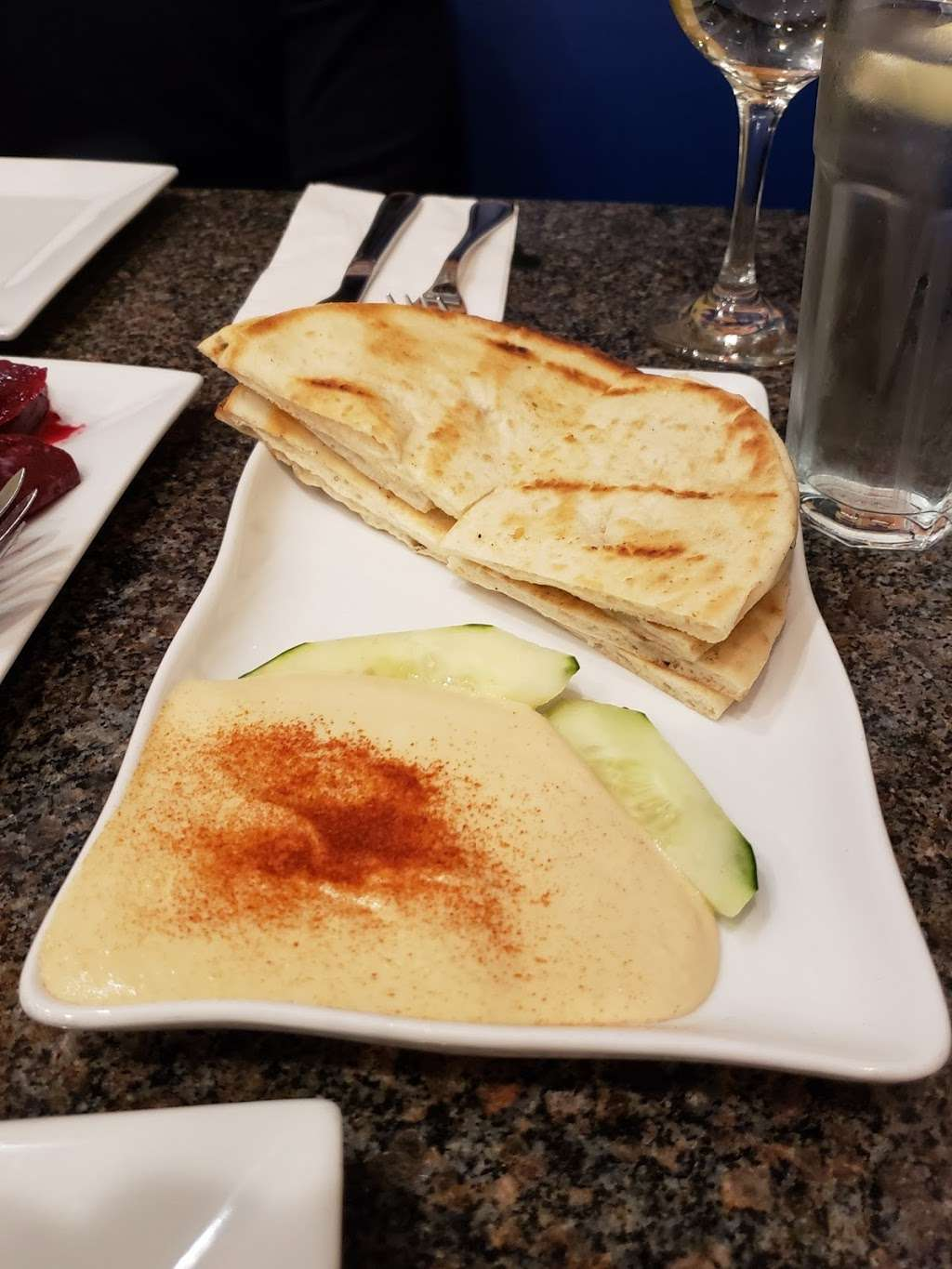 Its Greek To Me - restaurant  | Photo 8 of 10 | Address: 352 Anderson Ave B, Cliffside Park, NJ 07010, USA | Phone: (201) 945-5447