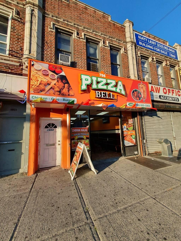 Pizza Bell - restaurant  | Photo 1 of 7 | Address: 1955 Flatbush Ave, Brooklyn, NY 11234, USA | Phone: (718) 500-3303