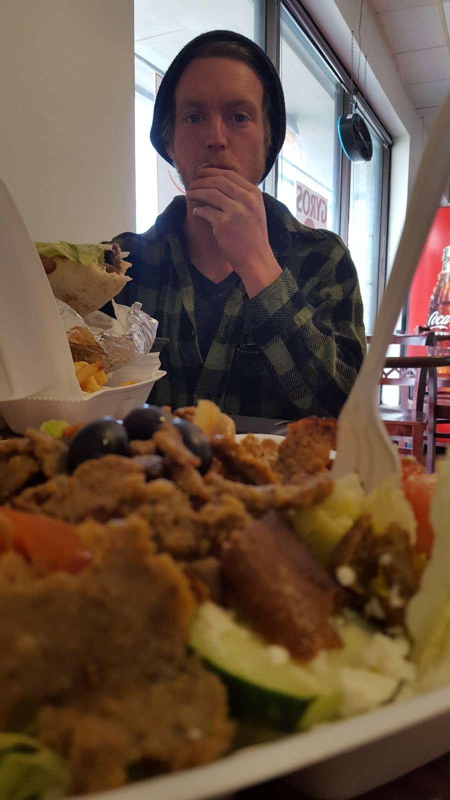 Jordans Fish Chicken & Gyros - restaurant  | Photo 5 of 6 | Address: 6165 Allisonville Rd, Indianapolis, IN 46220, USA | Phone: (317) 254-4444