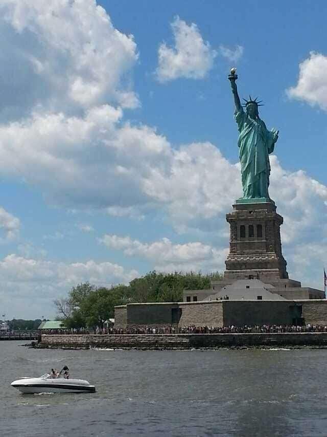 New York Estatua De La Llibertat Corona - museum  | Photo 4 of 10 | Address: Isla de la Libertad, New York, NY 10004, USA