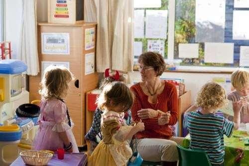 Barn Close Pre-School - school  | Photo 2 of 6 | Address: Friends Meeting House, Handside Ln, Welwyn Garden City AL8 6SP, UK | Phone: 01707 891869