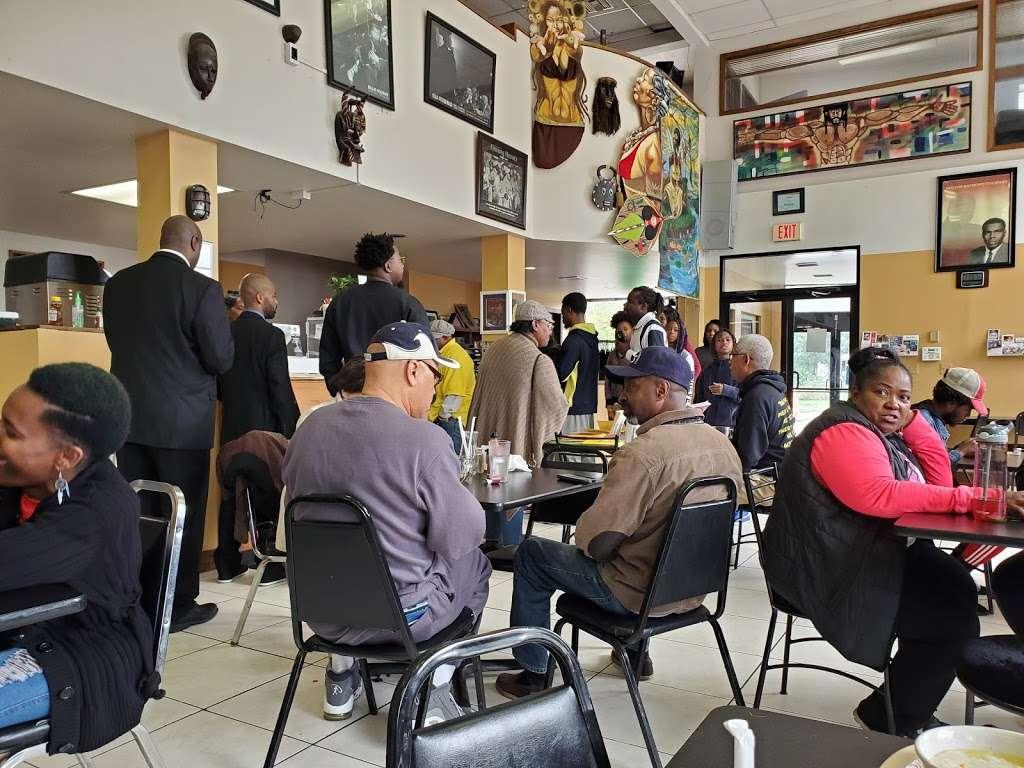Coffee Makes You Black - cafe  | Photo 1 of 10 | Address: 2803 N Teutonia Ave, Milwaukee, WI 53206, USA | Phone: (414) 562-5225