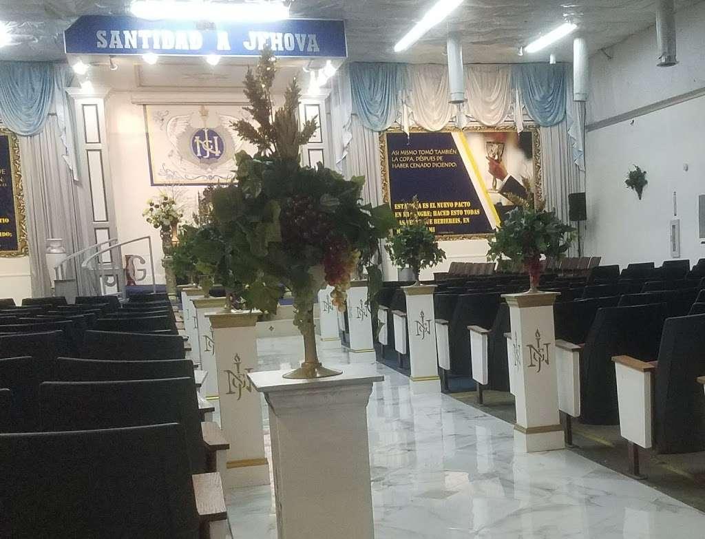 Iglesia La Luz Del Mundo - church  | Photo 3 of 10 | Address: 9645 Parkton Rd, Charlotte, NC 28215, USA