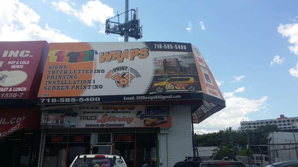 365 Print Depot - store  | Photo 4 of 10 | Address: 904 E 149th St, Bronx, NY 10455, USA | Phone: (718) 585-5400