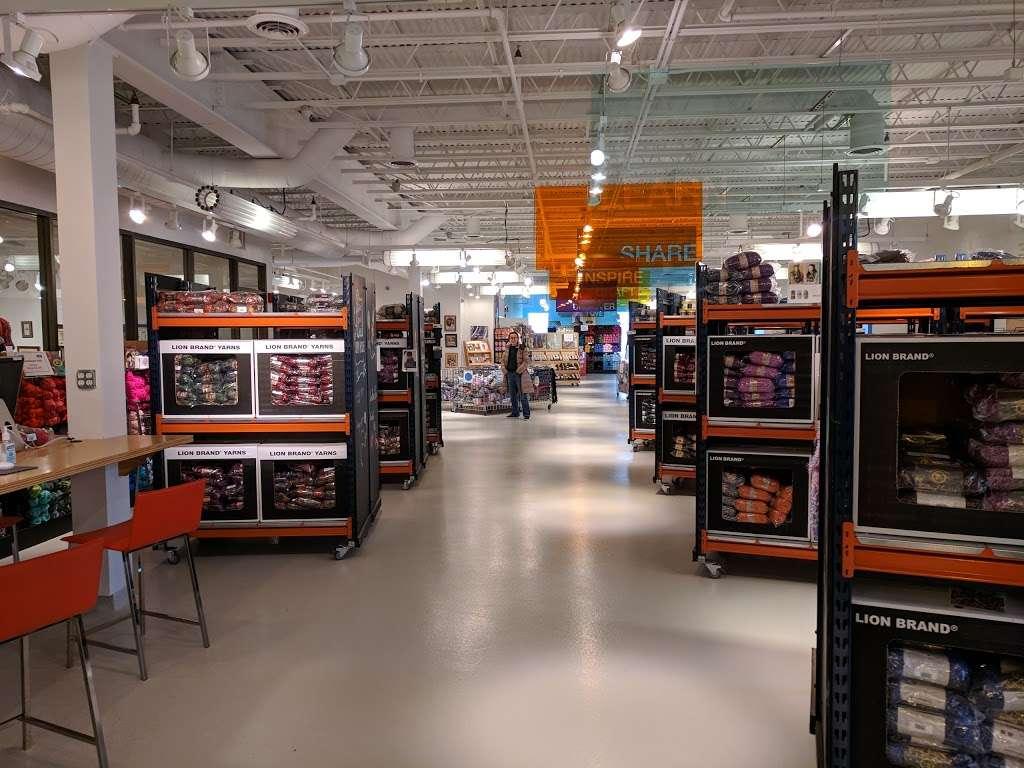 Lion Brand Yarn Outlet - store  | Photo 10 of 10 | Address: 140 Kero Rd, Carlstadt, NJ 07072, USA | Phone: (201) 939-0611