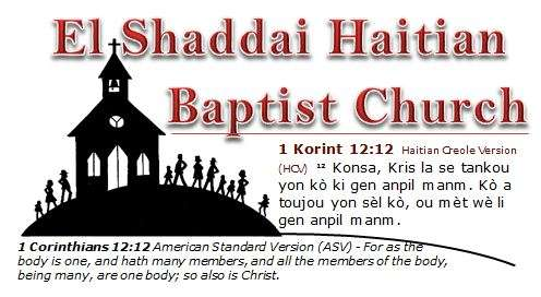 El Shaddai Haitian Baptist Church - church  | Photo 2 of 2 | Address: 1461 Schenectady Ave, Brooklyn, NY 11203, USA | Phone: (718) 856-8822