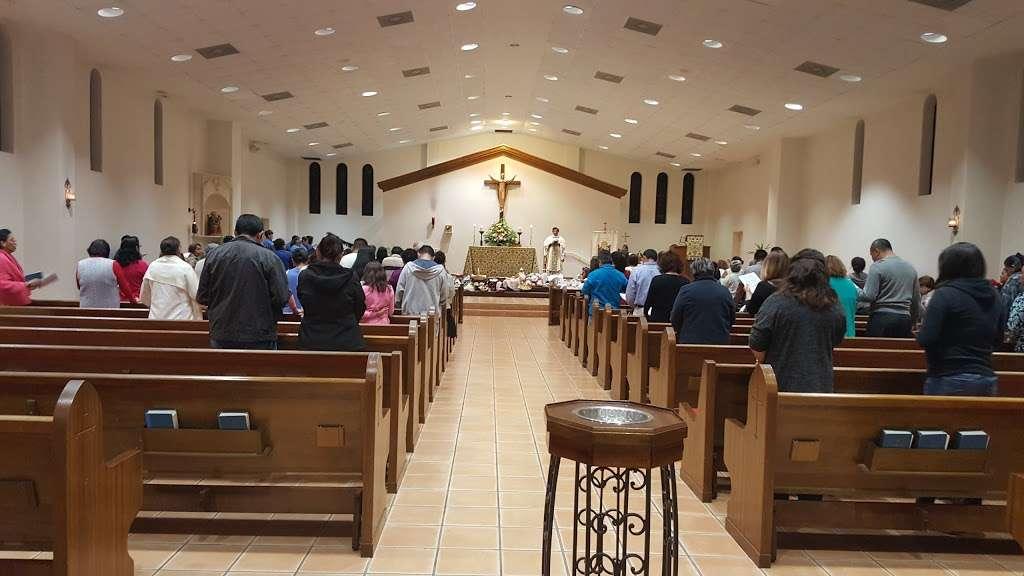 Santa Maria Virgen Episcopal Church - church    Photo 1 of 10   Address: 9600 Huntington Pl Dr, Houston, TX 77099, USA   Phone: (281) 879-6000
