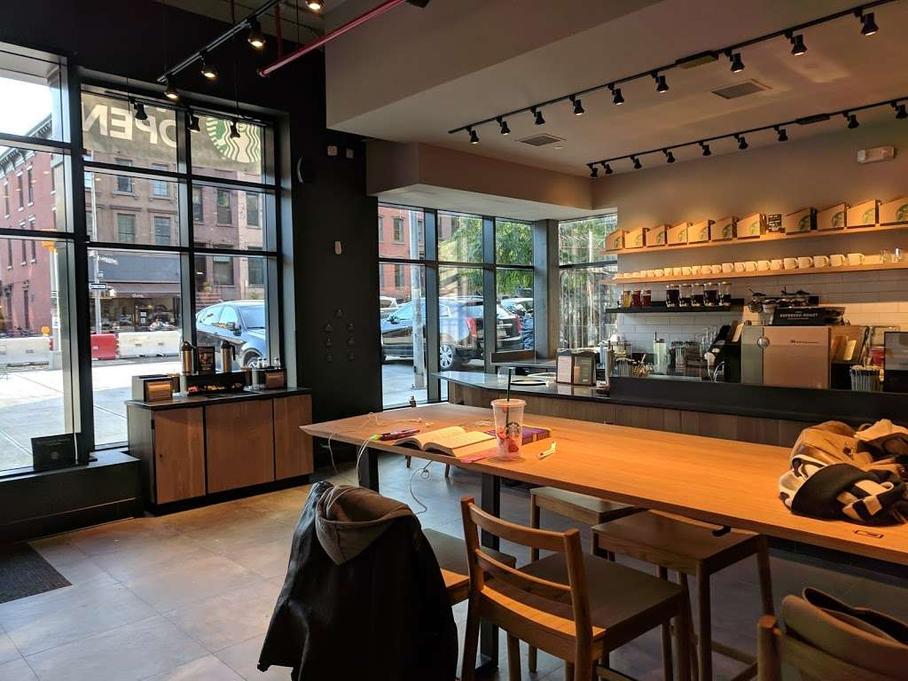 Starbucks in Stuben - cafe    Photo 3 of 10   Address: 325 Lafayette Ave, Brooklyn, NY 11205, USA   Phone: (718) 230-0007