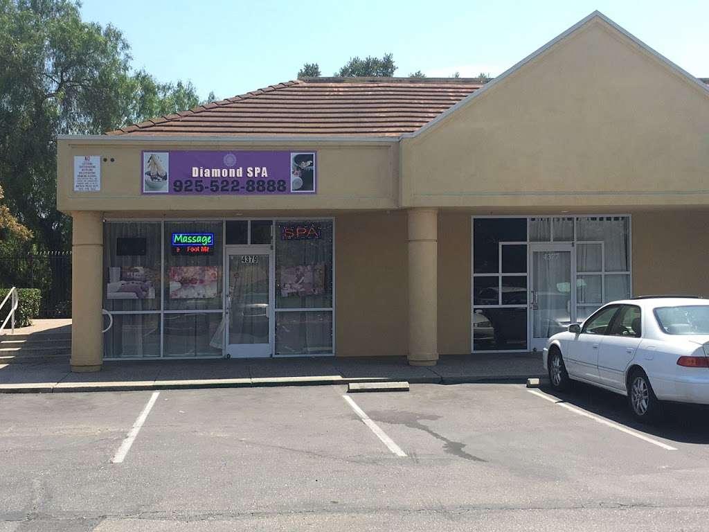 Asian Massage Antioch | Diamond SPA - spa  | Photo 9 of 10 | Address: 4379 Hillcrest Ave, Antioch, CA 94531, USA | Phone: (925) 522-8888