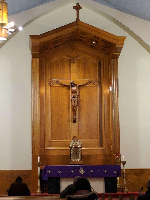 St. Anne Church - church  | Photo 10 of 10 | Address: 1344 S Main St, Santa Ana, CA 92707, USA | Phone: (714) 835-7434
