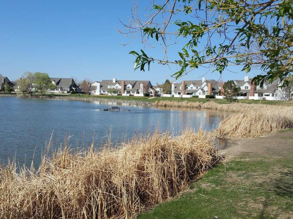 Hunters Glen Lake Park - park    Photo 2 of 10   Address: Thornton, CO 80241, USA   Phone: (303) 255-7830