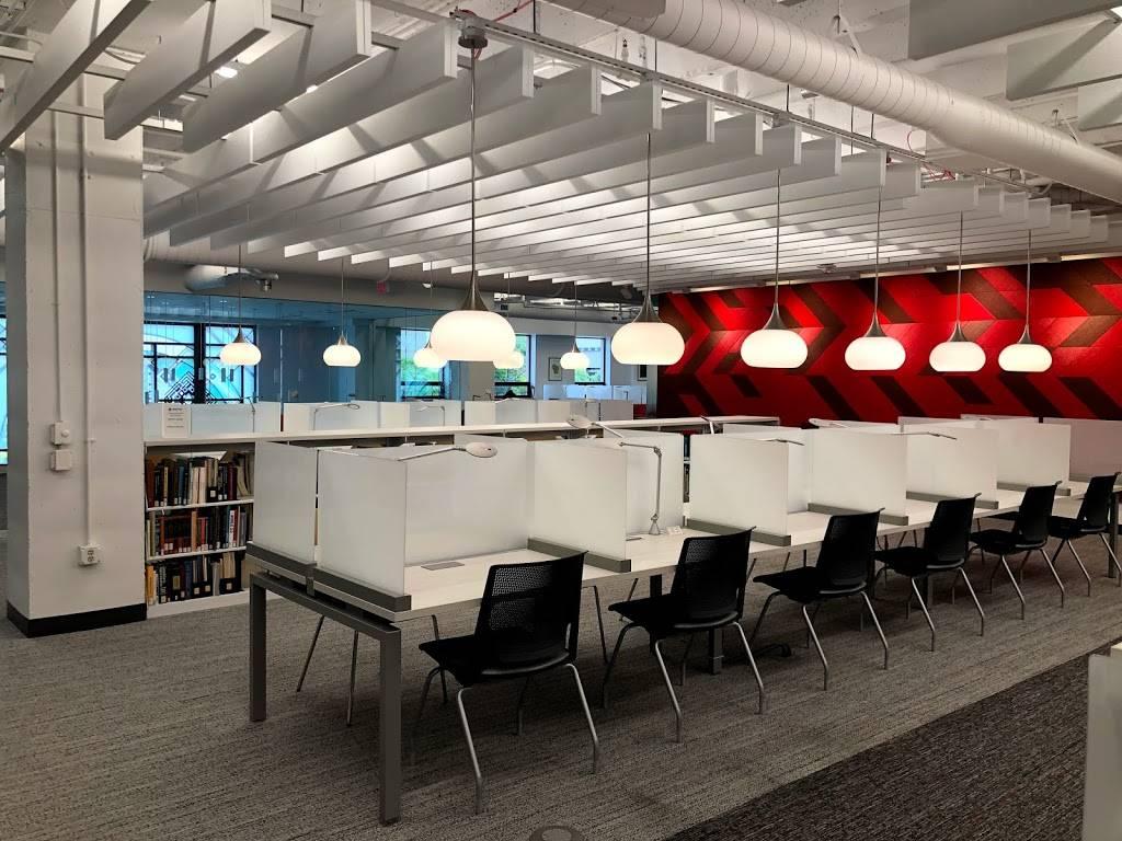 Business Learning Commons - library    Photo 2 of 10   Address: 975 University Ave, Madison, WI 53706, USA   Phone: (608) 262-5935