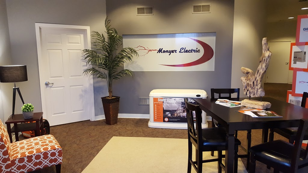 Monyer Electric - electrician  | Photo 3 of 8 | Address: 22 Denver Rd, Denver, PA 17517, USA | Phone: (610) 678-6653