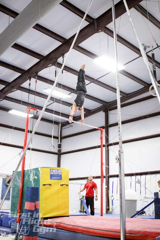 First In Flight Gym - gym    Photo 2 of 10   Address: 1000 S Myrtle School Rd, Gastonia, NC 28052, USA   Phone: (704) 866-0040
