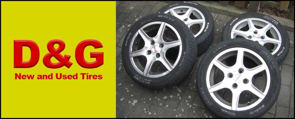 D&G New and Used Tires - car repair    Photo 9 of 10   Address: 850 Pennsylvania Ave, Hagerstown, MD 21742, USA   Phone: (301) 733-1450