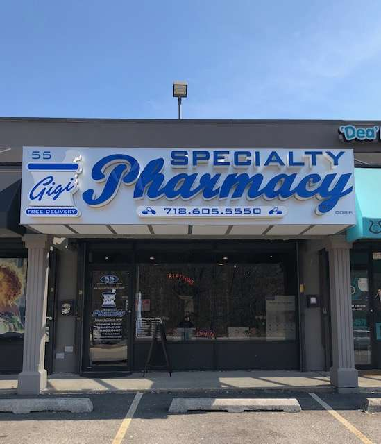 Gigi Specialty Pharmacy - pharmacy  | Photo 1 of 7 | Address: 55 Page Ave, Staten Island, NY 10309, USA | Phone: (718) 605-5550