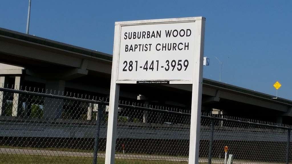 Suburban Wood Baptist Church - church  | Photo 7 of 9 | Address: 6511 Eddie Dr, Humble, TX 77396, USA | Phone: (281) 441-3959