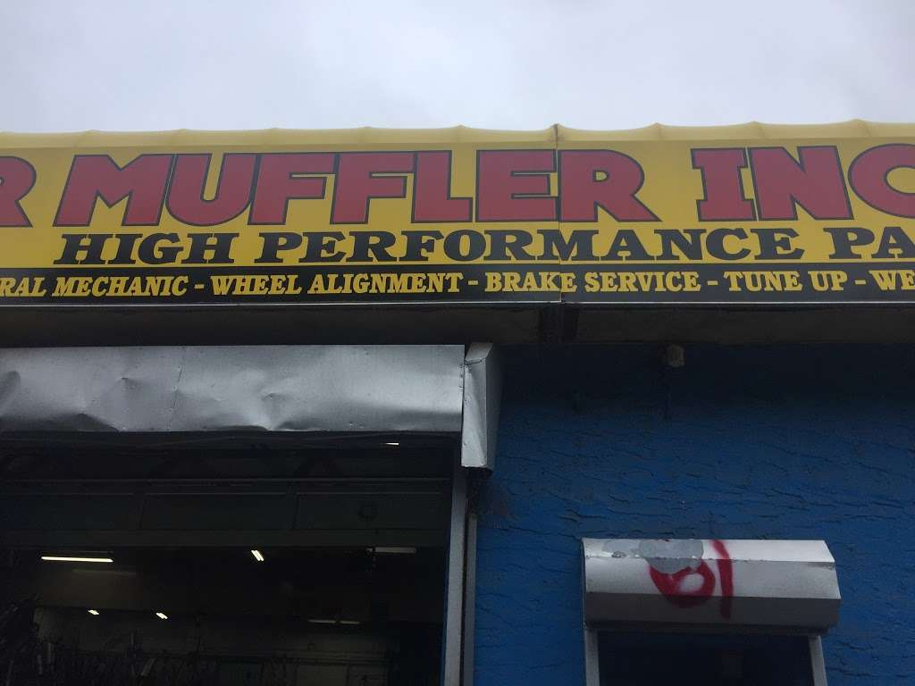 Maximos Rite Muffler II Inc - car repair  | Photo 3 of 9 | Address: 2379 E Tremont Ave, The Bronx, NY 10462, USA | Phone: (718) 239-9818