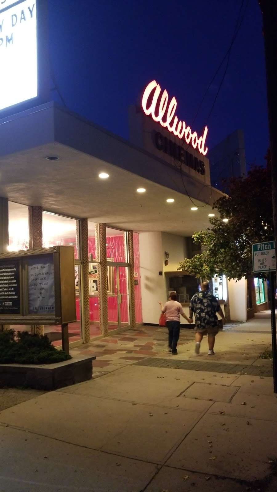 Allwood Theater in Clifton. - movie theater  | Photo 10 of 10 | Address: 96 Market St, Clifton, NJ 07012, USA | Phone: (973) 778-9774