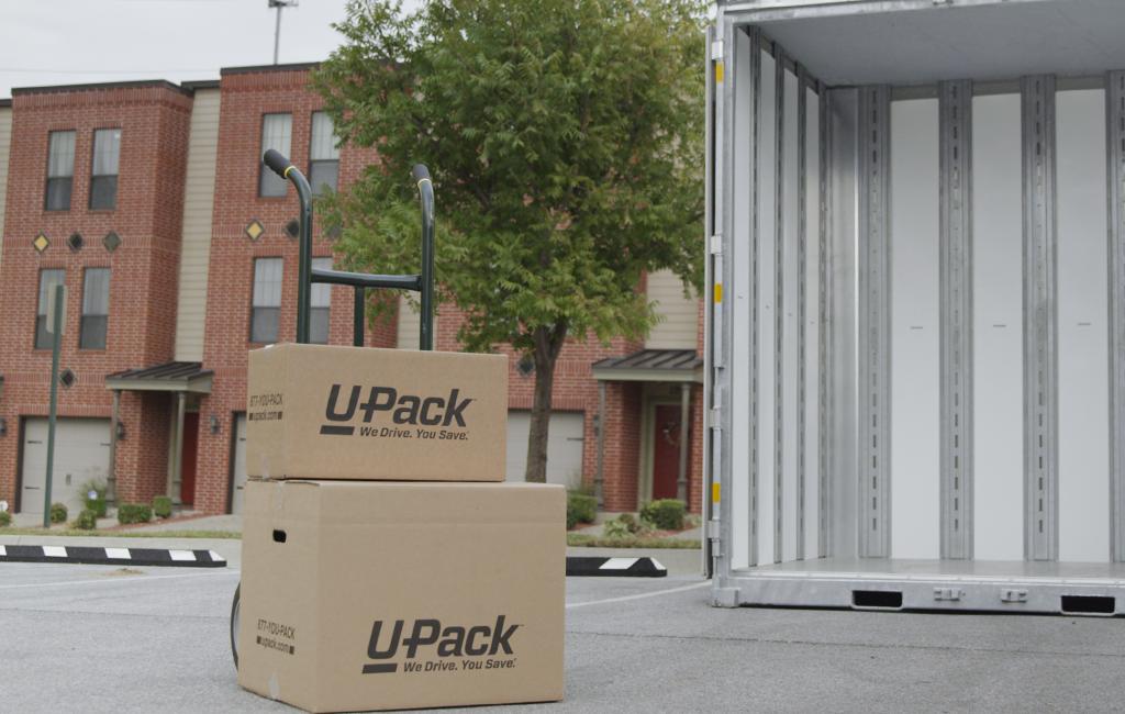 U-Pack - moving company  | Photo 3 of 9 | Address: 2701 16th St, North Bergen, NJ 07047, USA | Phone: (844) 611-4582