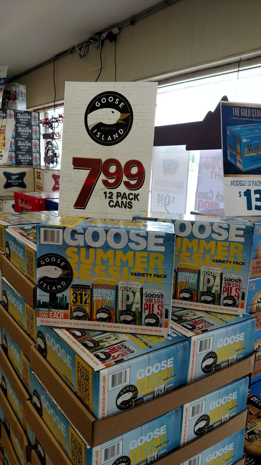 Consumers Liquor Stores Inc - store  | Photo 5 of 10 | Address: 1134 Plainfield Rd, Joliet, IL 60435, USA | Phone: (815) 723-7331