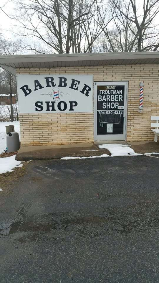 Troutman Barber Shop - hair care    Photo 1 of 2   Address: 621 N Main St, Troutman, NC 28166, USA   Phone: (704) 980-4212