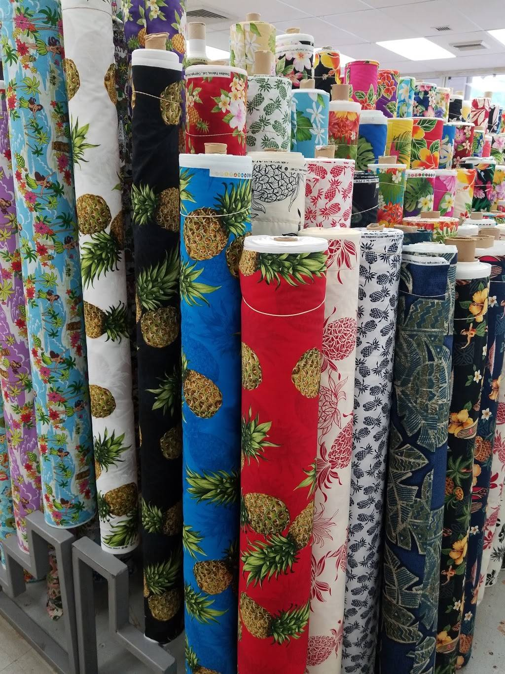 Fabric Mart - home goods store  | Photo 9 of 10 | Address: 45-681 Kamehameha Hwy, Kaneohe, HI 96744, USA | Phone: (808) 234-6604