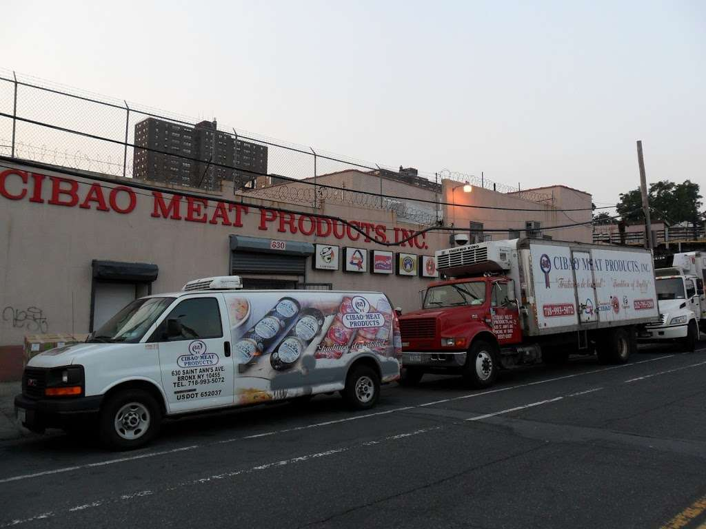 Cibao Meat Products - store  | Photo 2 of 6 | Address: 630 St Anns Ave, Bronx, NY 10455, USA | Phone: (718) 993-5072