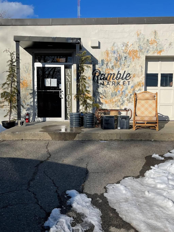 Ramble Market - art gallery  | Photo 1 of 7 | Address: 39 Green St, Waltham, MA 02451, USA | Phone: (781) 790-5260