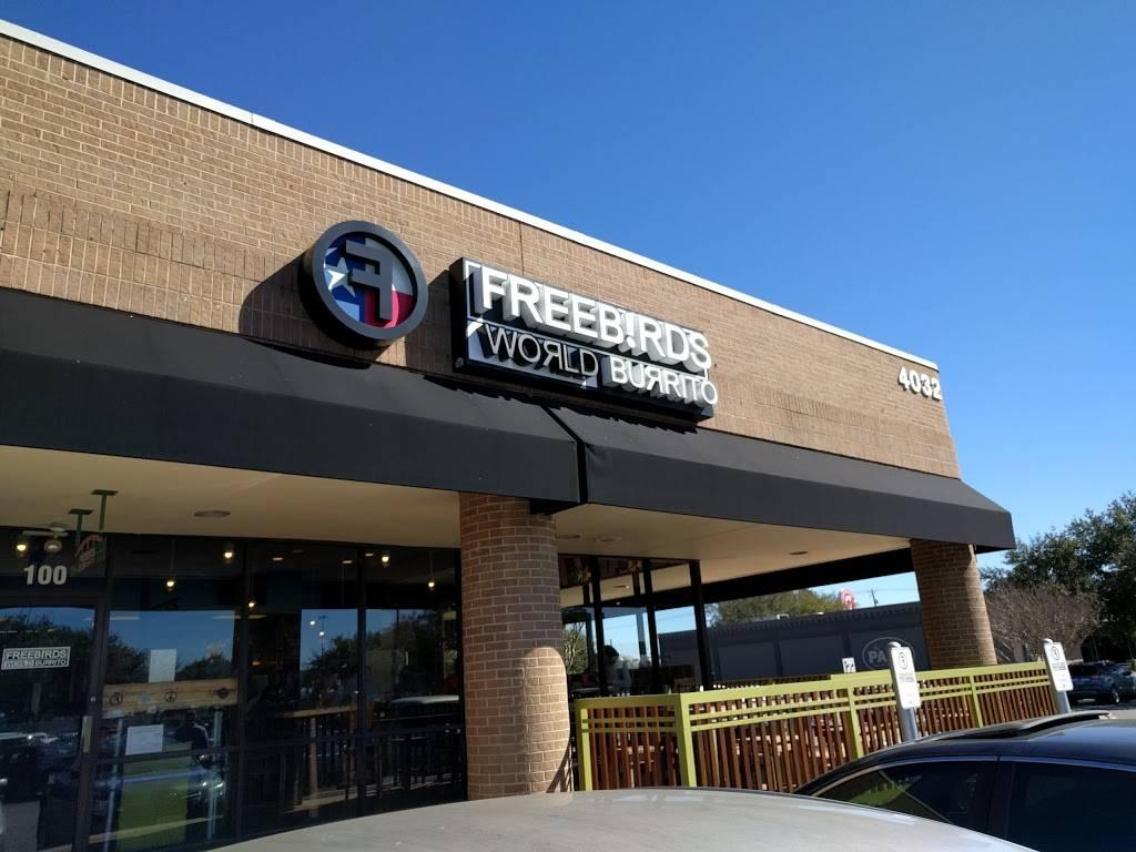 Freebirds World Burrito - restaurant  | Photo 1 of 10 | Address: 4032 S Lamar Blvd Suite 100, Austin, TX 78704, USA | Phone: (512) 326-4100